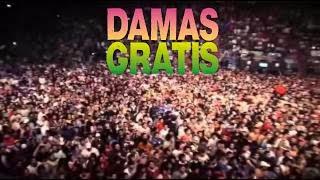 DAMAS GRATIS 10 AÑOS DE ORO CD ENTERO COMPLETO EN VIVO - VAMOS LOS PIBES !!!