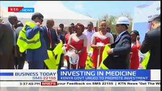 Business Today - 9th January 2017: Discussion on Investing in Medicine
