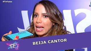 Anitta Desconversa Sobre Beijo De Vitão Em Show