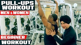 How to Do Pull Ups EASILY for Men and Women (in PUNJABI) | Latest Gym Video 2019 | Speed Fitness