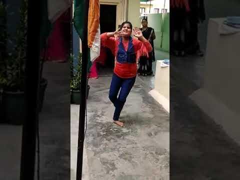 Solo Dancing Performance @ Aptitude Academy