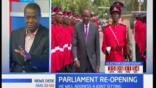 News Desk - 11th September 2017 - Discussion: Parliament Re-opening