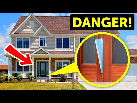 Safety Tips to Follow If You're Home During a Break-In