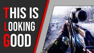 Metro Exodus Is Looking Better And Better