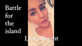 LYDIA BRIGHT TELLS IT LIKE IT IS