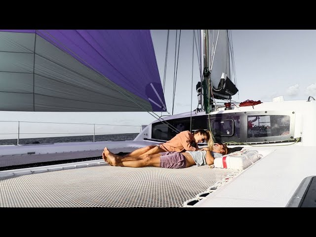 What it's like to SAIL LA VAGABONDE! Ep. 128
