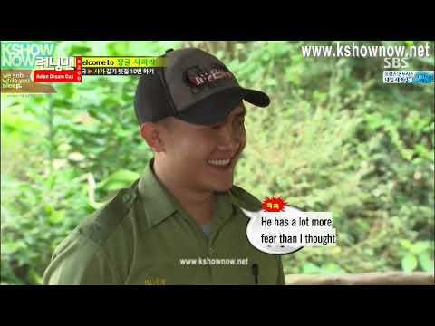Kim Jong Kook Angry Moment [Running Man Ep 200]