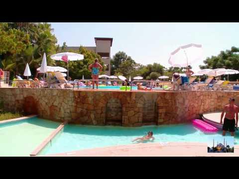 Отель Maritim Hotel Club Alantur в Турции, Аланья