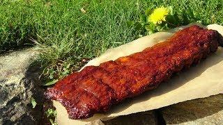 BBQ Ribs Missouri Style  KuchniaKwasiora