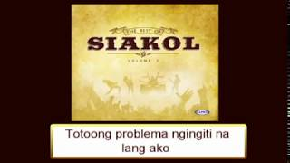 Siakol - Ayos Lang (Lyrics Video)