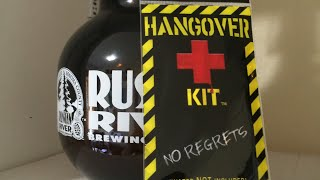 Potty Packs Hangover Kit Product Review