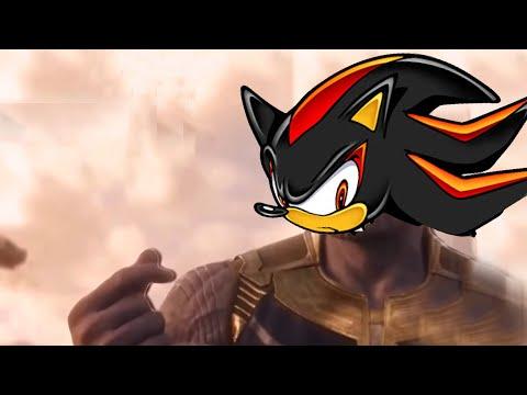 Shadow (Roxanne Arizona Zervas Sonic The Hedgehog Parody)