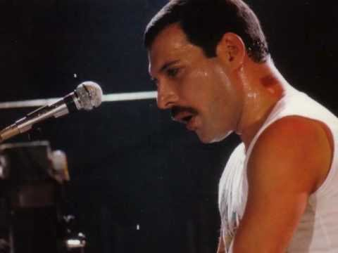 Freddie Mercury - Your Kind Of Lover  - Lyrics