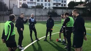 Au cœur d'un stage régional Arbitres Assistants (Marseille)