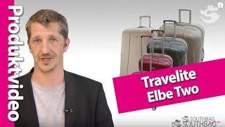 Travelite Koffer Trolley Elbe Two - Produktvideo