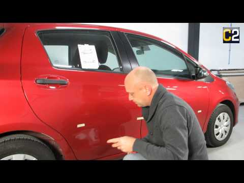 Carstyling2go Montagefilm Türschutzleisten - DE