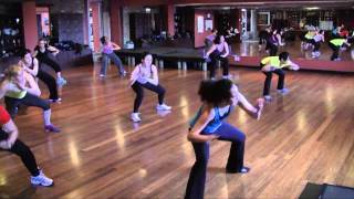Ginga Fitness - Dance Fitness Caliente at Joy with Jasmine