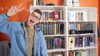Bookshelf Tour 2019