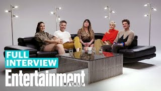 'Wonder Woman 1984' Roundtable: Gal Gadot, Chris Pine, Kristen Wiig & More | Entertainment Weekly