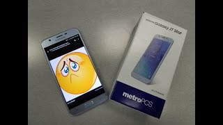 Samsung Galaxy J7 Star, Is It Most Disappointing Metro By T-mobile Phone ?