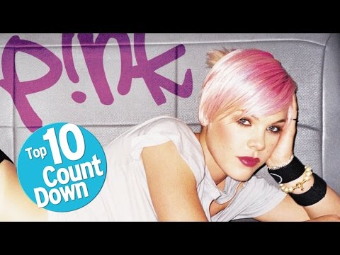 Top 10 P!nk Songs Mp3