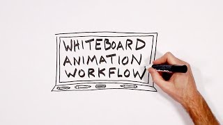Whiteboard Animation Workflow