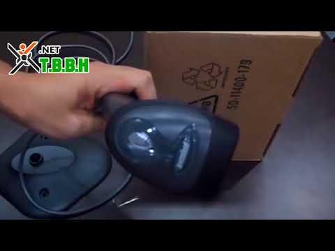 Video đầu đọc mã vạch Symbol LS2208