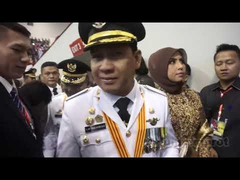 Pelantikan Kak Nanan Sebagai Walikota Lubuklinggau 2018 - 2023