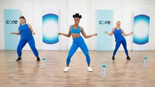 30 Minute Hard CORE Hip Hop HIIT Workout