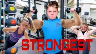 Who is the Strongest NEN Kid? Fitness Challenge!