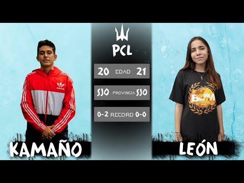 KAMAÑO VS LEON /FECHA 3 PCL TEMPORADA 2019-2020/POSEIDON BATTLES