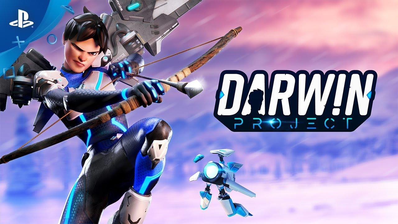 Darwin Project è un battle royale in stile reality show con meccaniche di sopravvivenza e uscirà la settimana prossima su PS4
