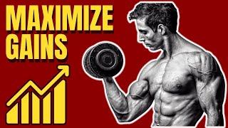 Maximizing Gains by Working Out Only 3 Days Per Week