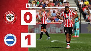 Brentford 0-1 Brighton Pekan 4