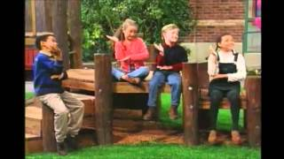 Barney Song: And the Green Grass Grows All Around (Short Version)