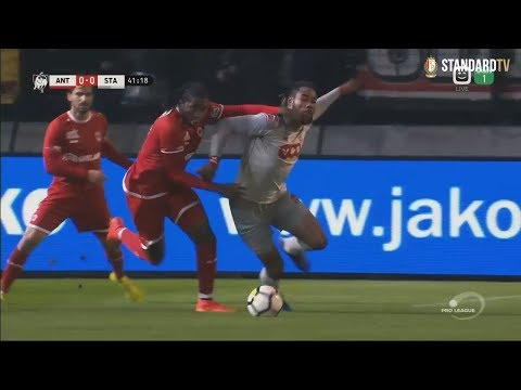 Antwerp - Standard : 1-1