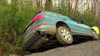 Audi Q7. Достать своими силами. Хроника спасения