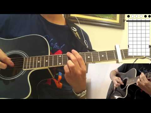 Hillsong Oceans (Where Feet May Fail) - Lesson & Cover (Easy Mode) TABS