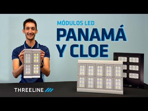 Módulos Cloe y Panamá