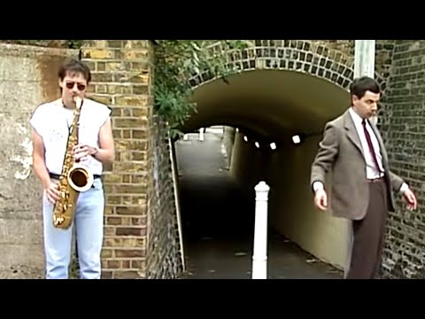 Street Dance | Funny Clips | Mr Bean Official