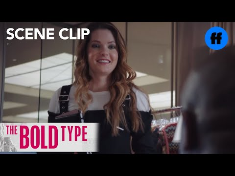 The Bold Type | Season 1, Episode 3: Sutton Helps Out In Fashion | Freeform