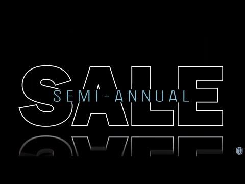 Semi-Annual Sale - 2020