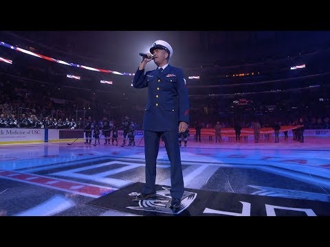 National Anthem | Salute to Service
