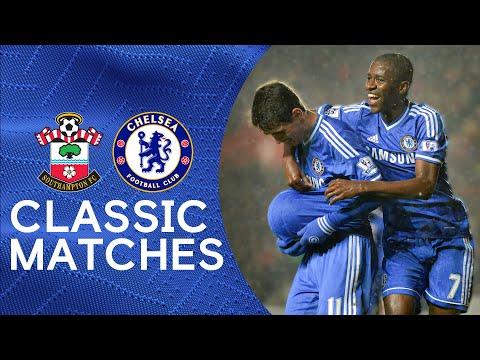 Southampton 0-3 Chelsea   Three Second Half Goals Boosts Title Hopes   Premier League Classic