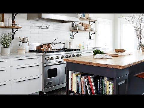 Interior Design – Chef Lynn Crawford's Kitchen