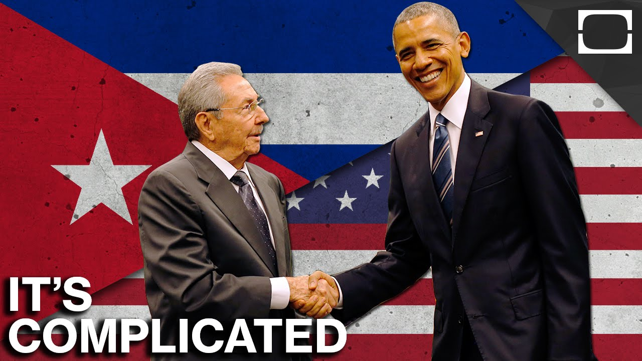 The U.S. and Cuba's Complicated History Explained thumbnail