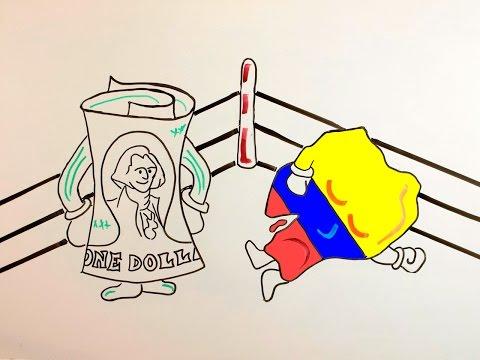 El dólar contra Ecuador