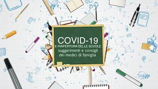 COVID-19 e riapertura delle scuole
