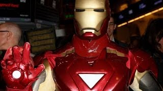 Iron Man Project Announced By Obama? thumbnail