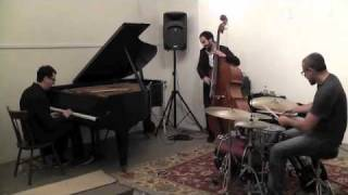 Omer Klein Trio Reaharsing A New Song